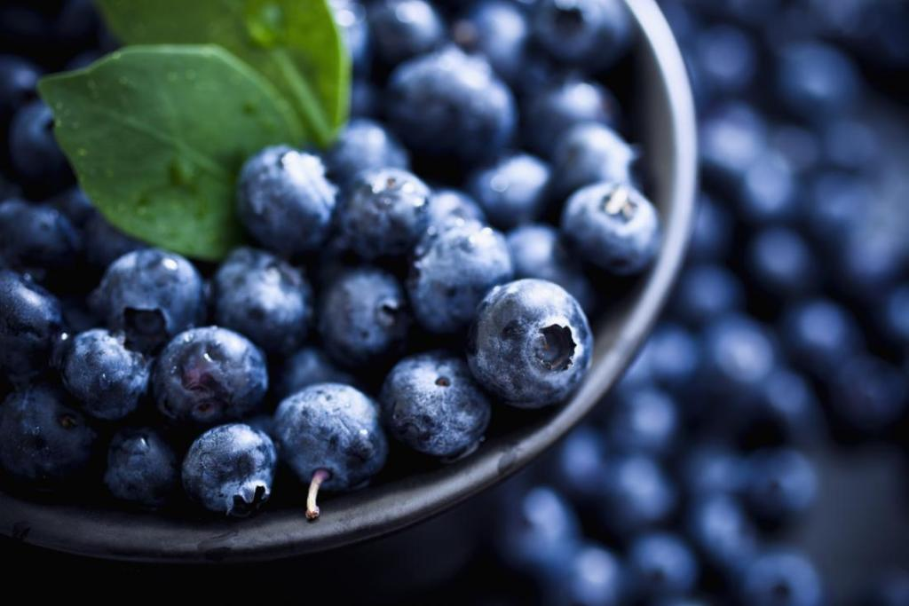 Top Foods to Keep your Immune System Strong Blueberries