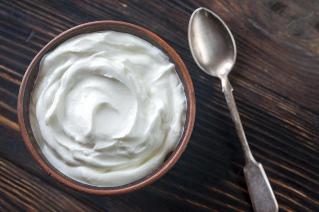 Top Foods to Keep your Immune System Strong Greek-yoghurt-in-bowl