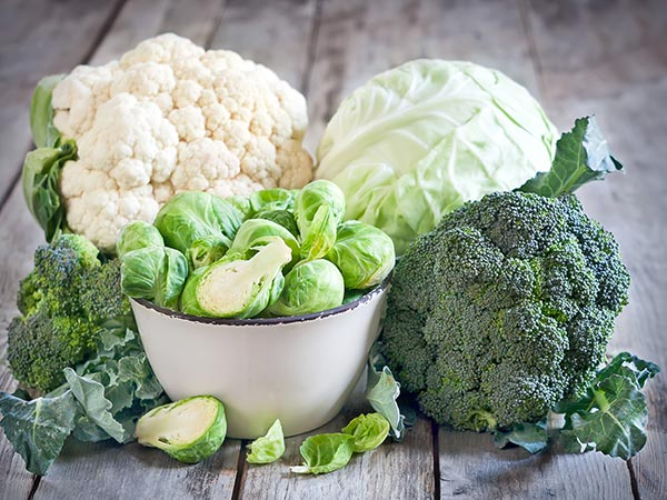 Top Foods to Keep your Immune System Strong Vegetables_478371140